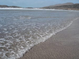 Derrynane beach
